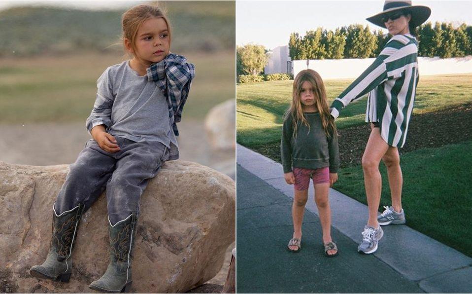 Reign, el hijo de Kourtney Kardashian de 5 años, se rapó la cabeza (Foto: Instagram)
