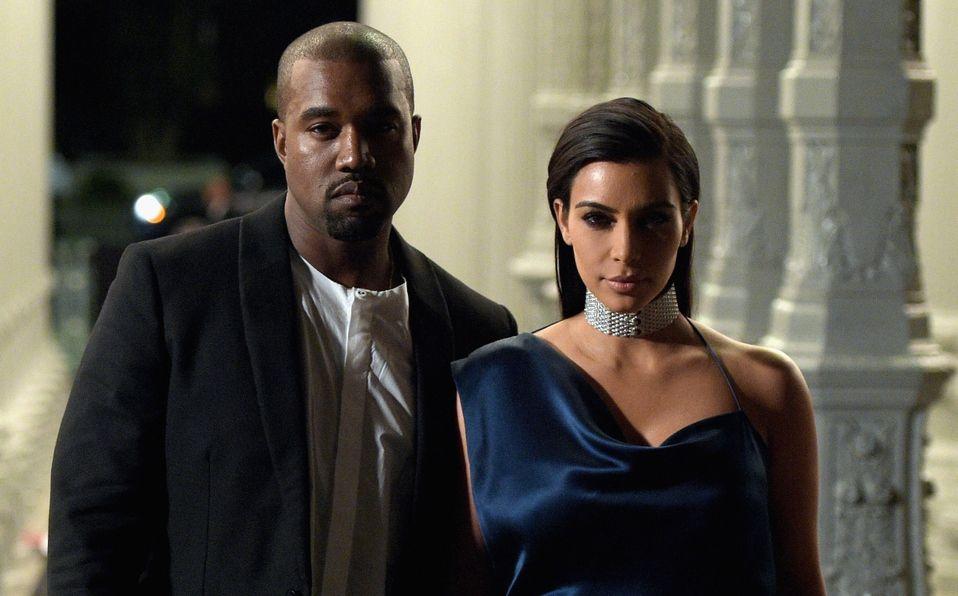 Kim Kardashian habla su matrimonio y Kanye West deja de seguirla (Foto: Getty Images)