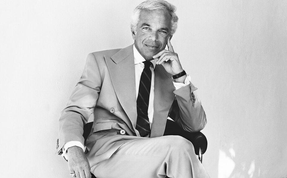 Ralph Lauren y los diseñadores más ricos del mundo (Foto: Instagram)