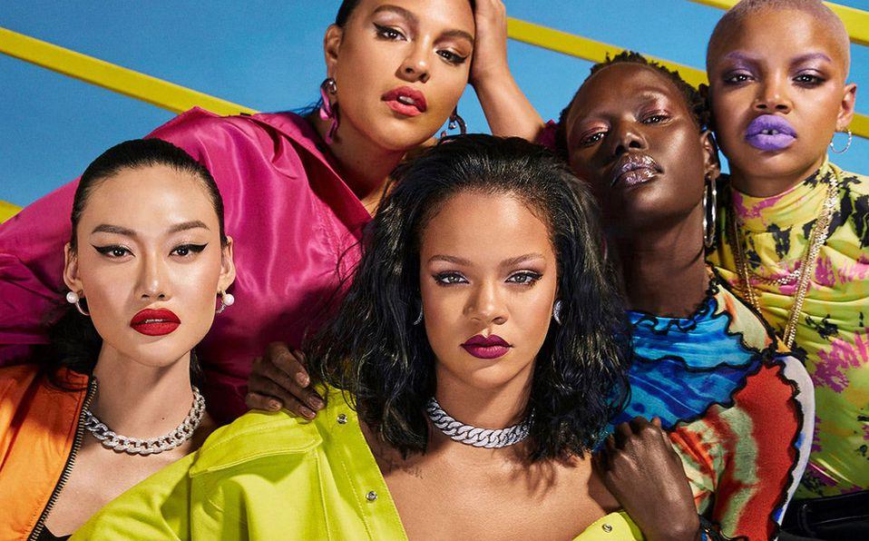 Rihanna lanzó su colección de ropa interior Savage X Fenty
