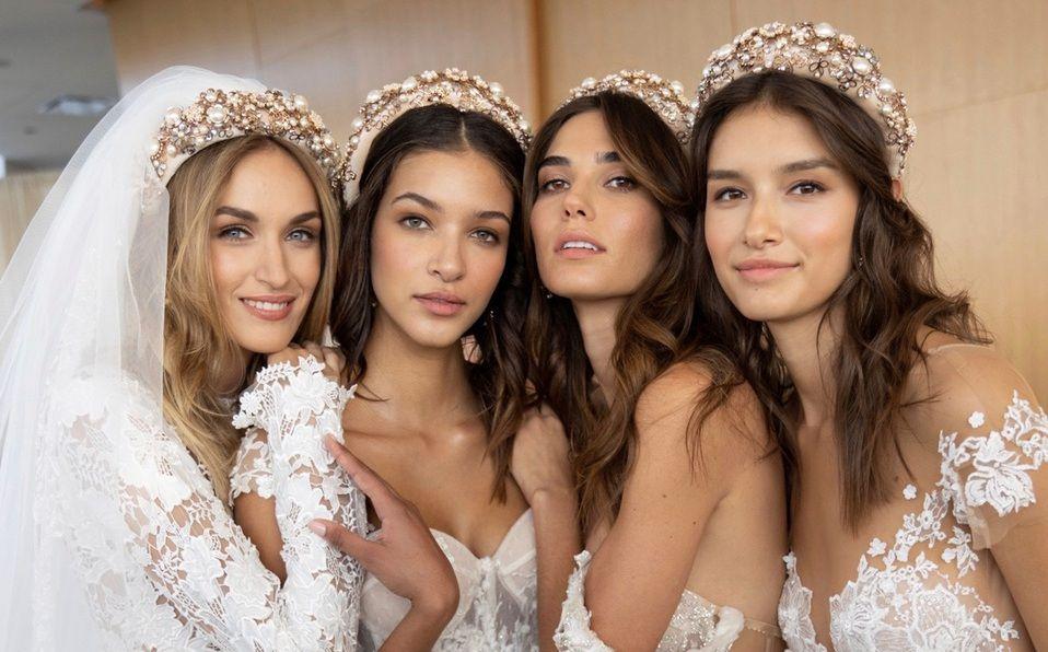 Estos son los tocados de novia que estarán en tendencia para las bodas durante el 2020.