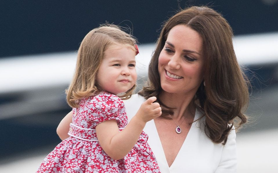 Princesa Charlotte, hija de Príncipe William, ya habla dos idiomas (Foto: Instagram)