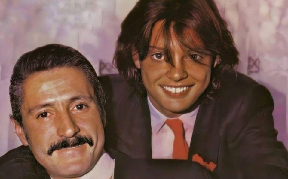 Luis Miguel y Luisito Rey: la relación tóxica entre padre e hijo (Foto: Instagram)