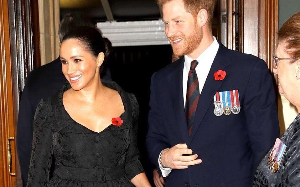 Príncipe Harry le dio a Meghan un romántico regalo de aniversario (Foto: Instagram @sussexroyal)