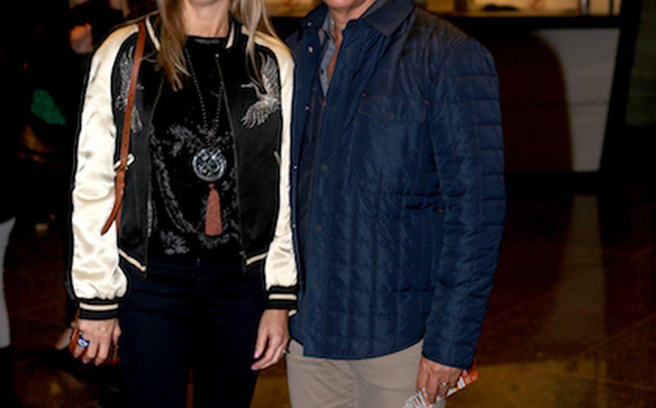 Marco Canavati y Daniela Gracia