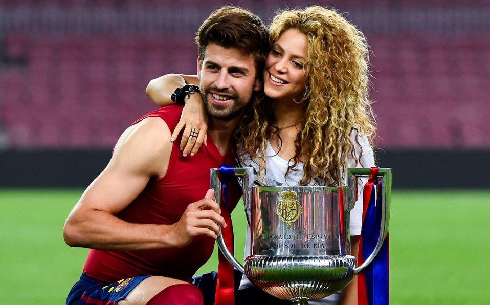Shakira y Gerard Piqué: Su gran historia de amor (Getty Images)