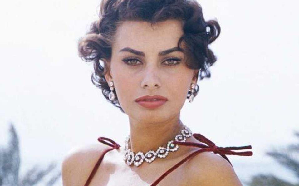 Sophia Loren: El antes y después de