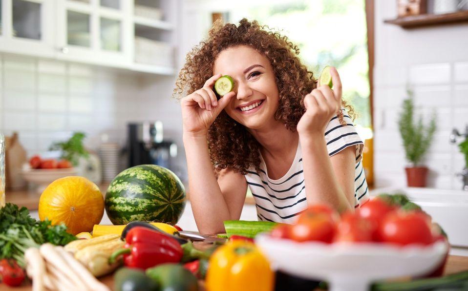 Cómo empezar a ser vegetariano: Cinco formas fáciles para iniciar (Foto: Getty Images)