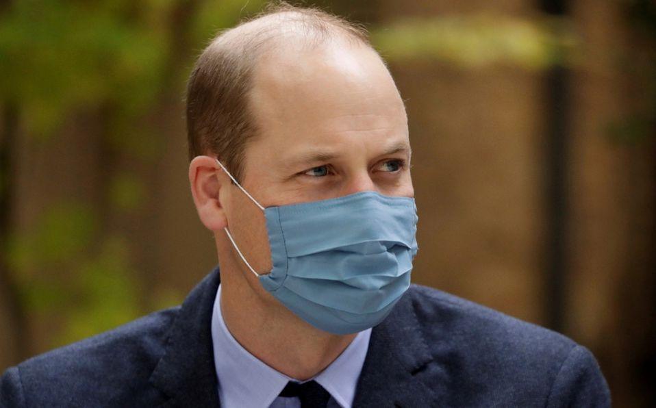 Príncipe William dio positivo a covid-19 (Foto: Reuters)