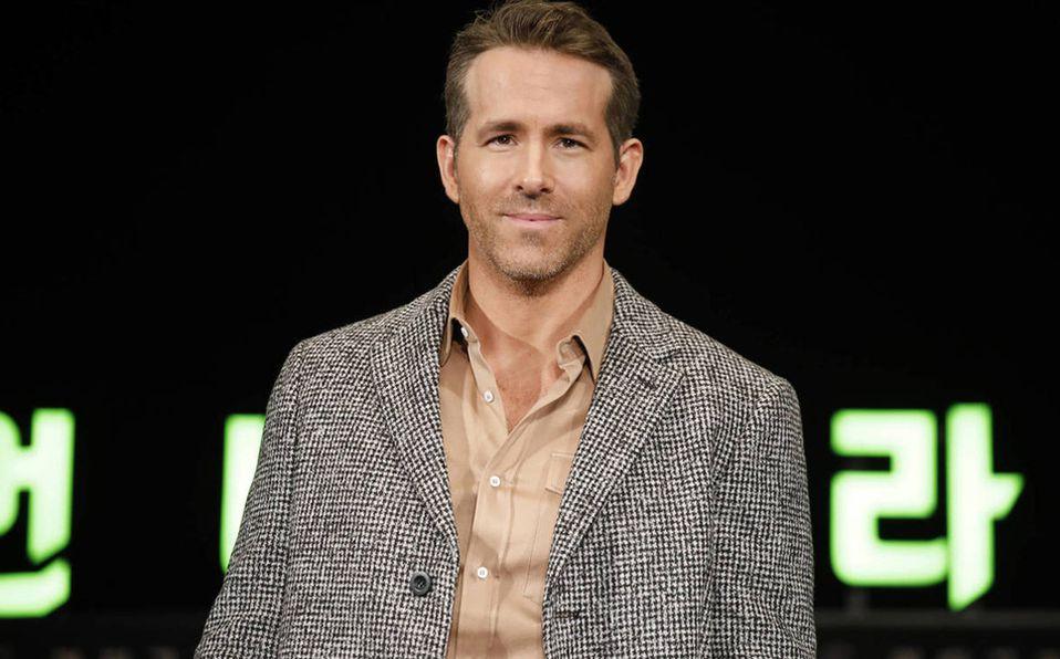Ryan Reynolds ha destacado como actor de comedia, pero también ha demostrado su gran talento ganando un Goya (Foto: Cortesía)