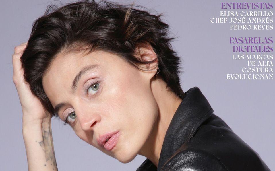 Ilse Salas en portada de CHIC Style, la nueva apuesta de Grupo Milenio
