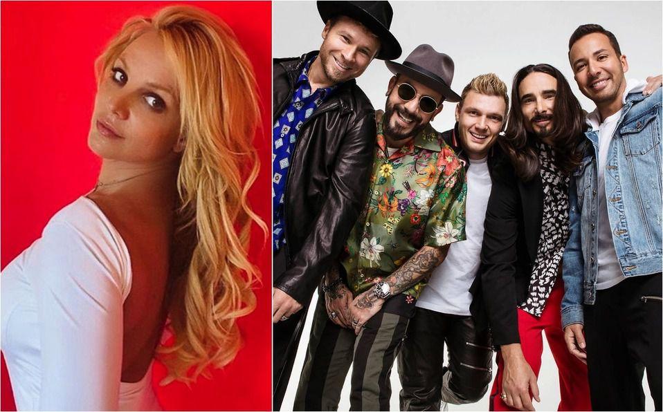 Britney Spears y los Backstreet Boys presentan su colaboración Matches (Foto: Instagram)