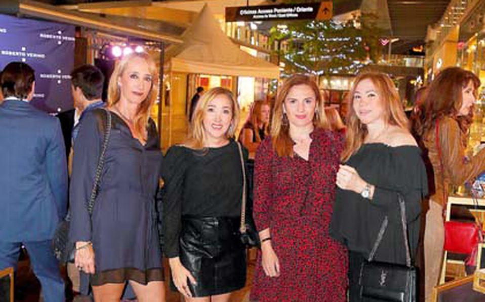Lorena-Gama,-Rosa-María-Olivier-de-Blanco,-Claudia-Martínez-de-Sojo-y--Adriana-Franco-de-Saide