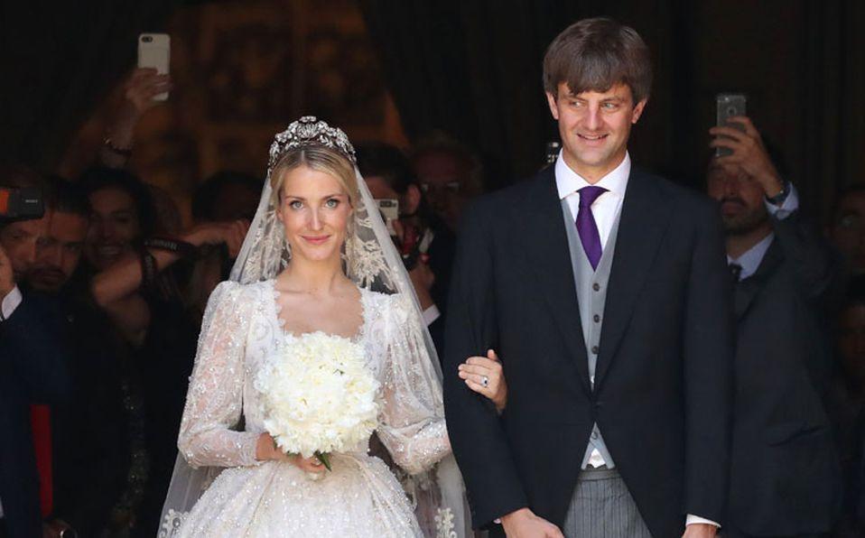 Ekaterina Malysheva y  Ernesto Augusto de Hannover se casaron en 2017.