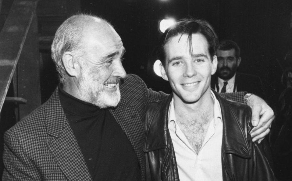 Él es Jason Connery, el único hijo y heredero de Sean Connery (Foto: Instagram)