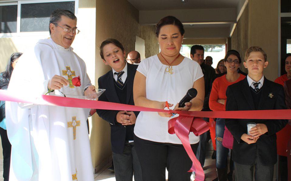 Kider 3 con Padre José Esqueda