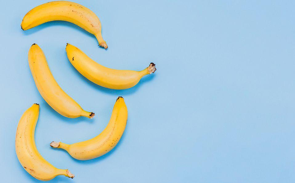 El plátano se convertirá en tu fruta favorita después de que conozcas muchos de sus beneficios. Foto: Archivo