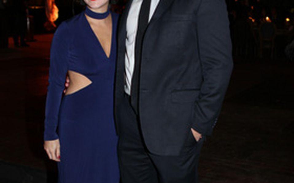 Arizbeth Fierro y Gabriel Angulo