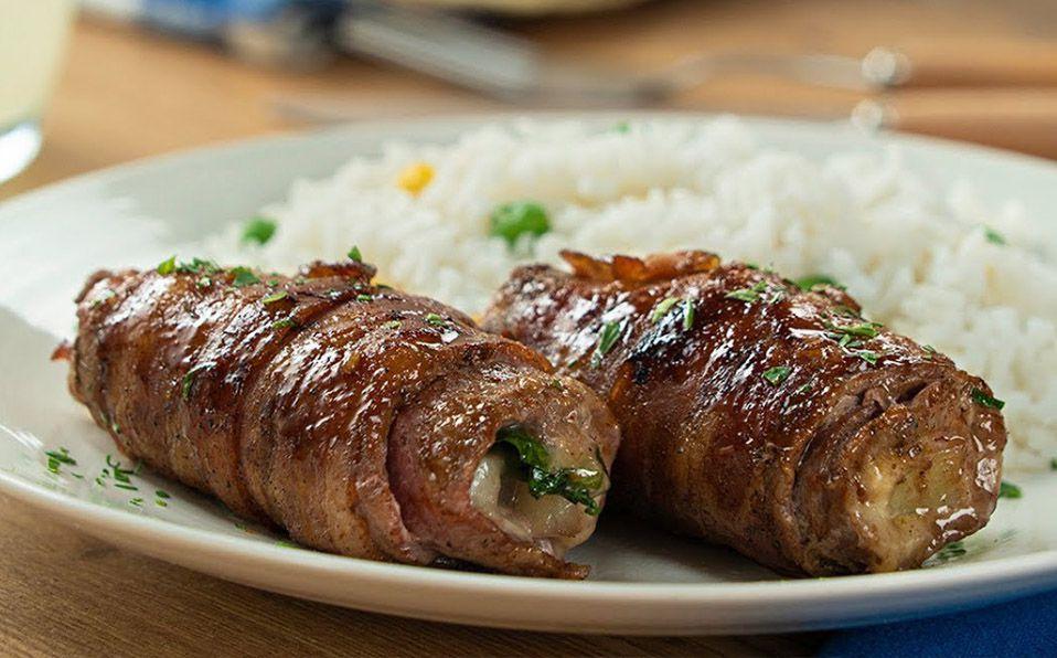 Rollo de Carne por la Chef Marcela López-Sánchez