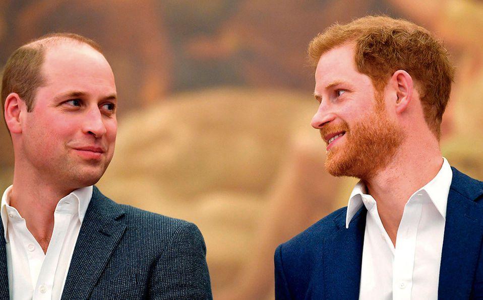 William y Harry no estarán juntos en el funeral del Príncipe Felipe