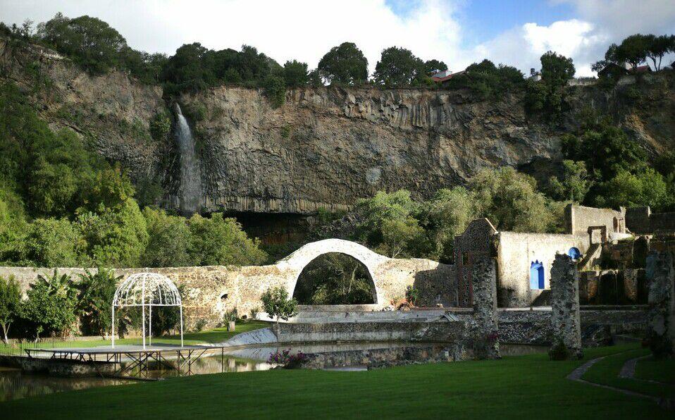 Hacienda Santa María Regla /Foto: Carlos Dayan Aparicio.
