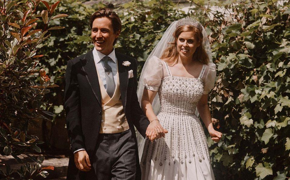 Princesa Beatriz y el título que ganó al casarse con Edoardo Mapelli (Foto: Instagram)