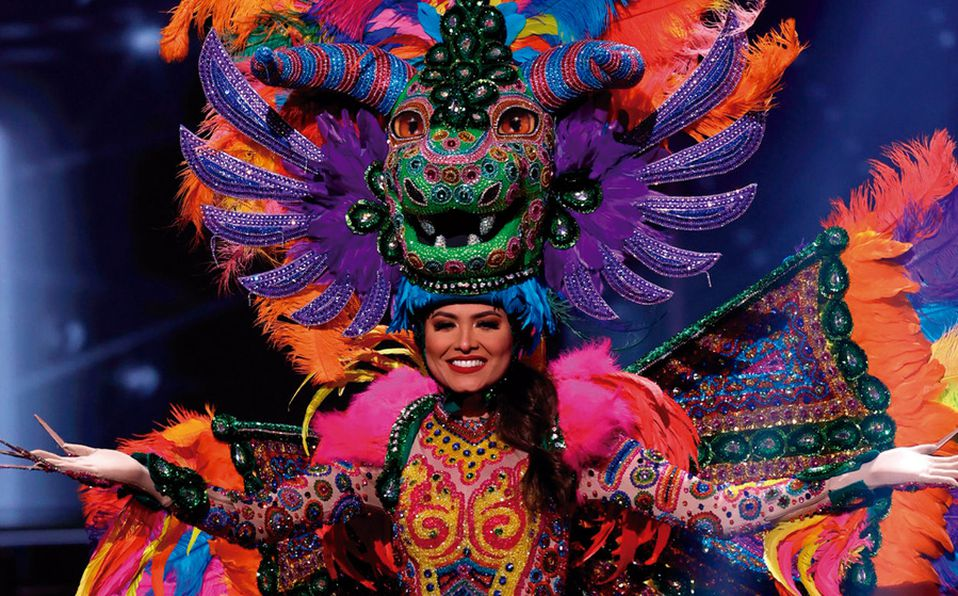 Andrea Meza: la feminista que representa a México en Miss Universo 2021