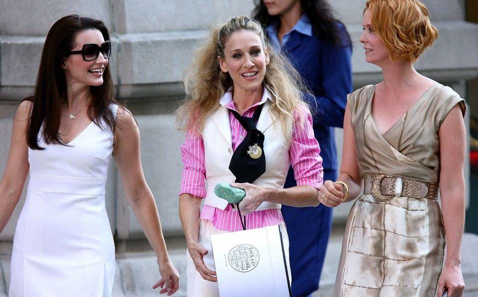 Sex and the city encuentra el reemplazo de Samantha de Kim Cattrall (Foto: HBO)