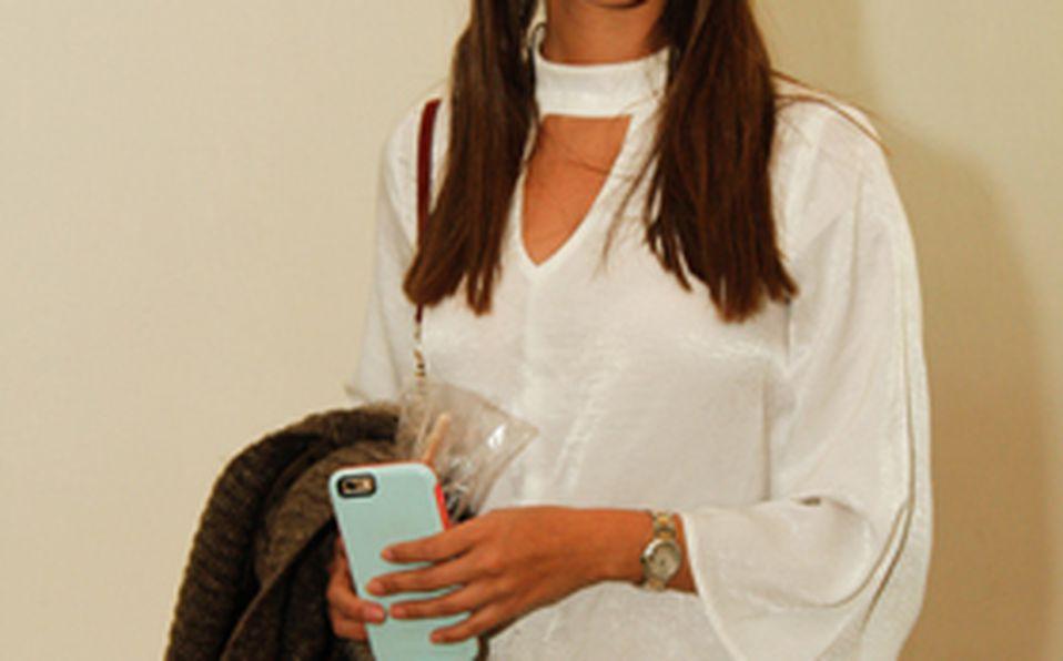 Mariana Guizar.