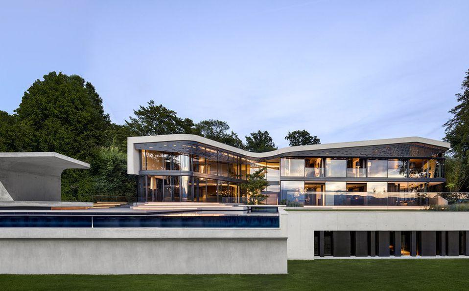 Villa Courbe / Imagen: Cortesía Adam Letch