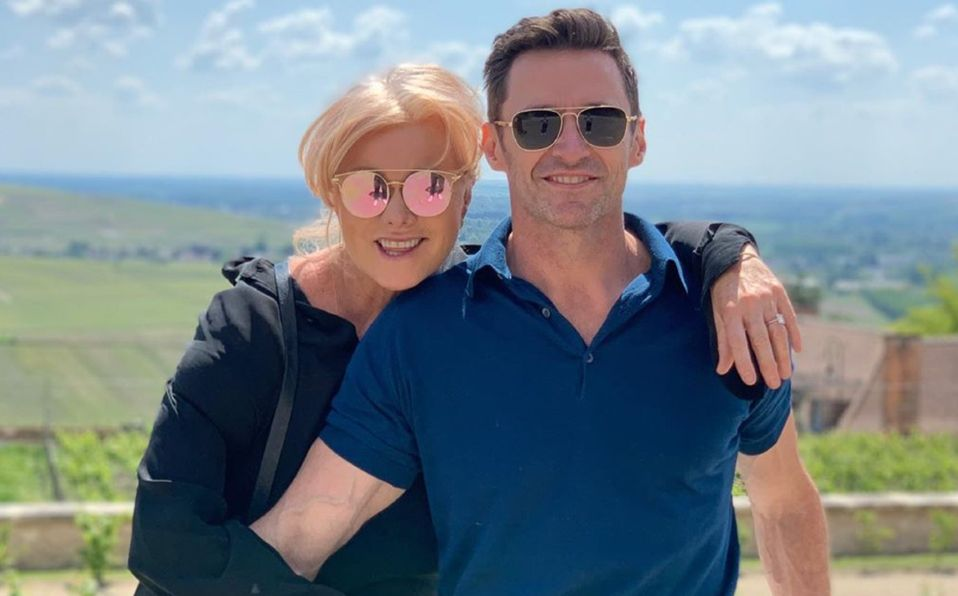 Hugh Jackman y su esposa, Deborra-Lee Furness contra las críticas (Foto: Instagram)