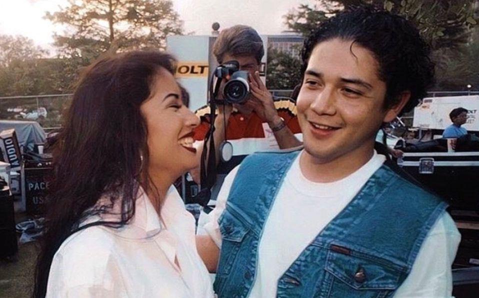 Selena Quintanilla y Chris Pérez: Su historia de amor prohibida