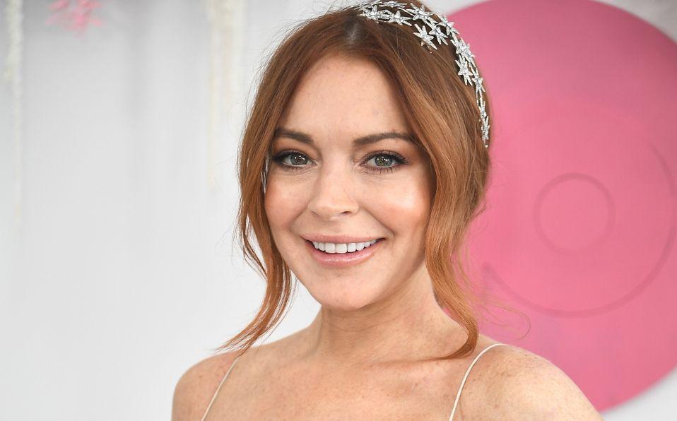 Lindsay Lohan tendrá su propia película navideña en Netflix (Foto: Instagram)