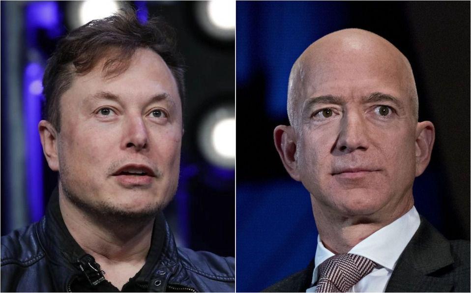 Jeff Bezos y los hombres más ricos en la historia de la humanidad (Foto: Instagram)
