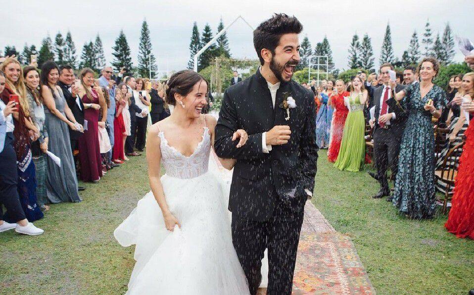 Evaluna Montaner y Camilo Echeverry: Su romántica historia de amor. (Foto: Instagram).