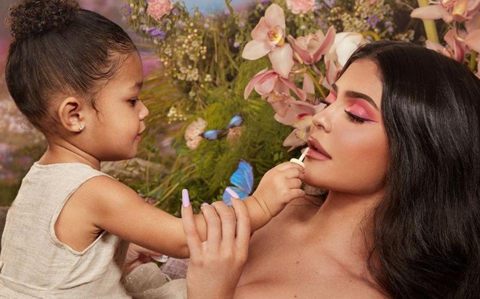 Kylie Jenner demanda compañía por robar nombre de Stormi (Foto: Instagram)