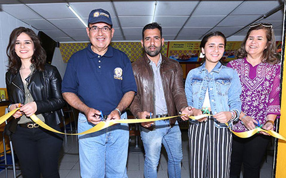 (PRINCIPAL) KAREN DÍAZ, SERGIO TIRADO, CAMILA SÁNCHEZ Y NORMA DE TIRADO