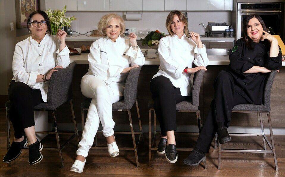 Ellas son reconocidas por sus grandes aportaciones a la gastronomía. FOTO: DANIEL SALDÍVAR