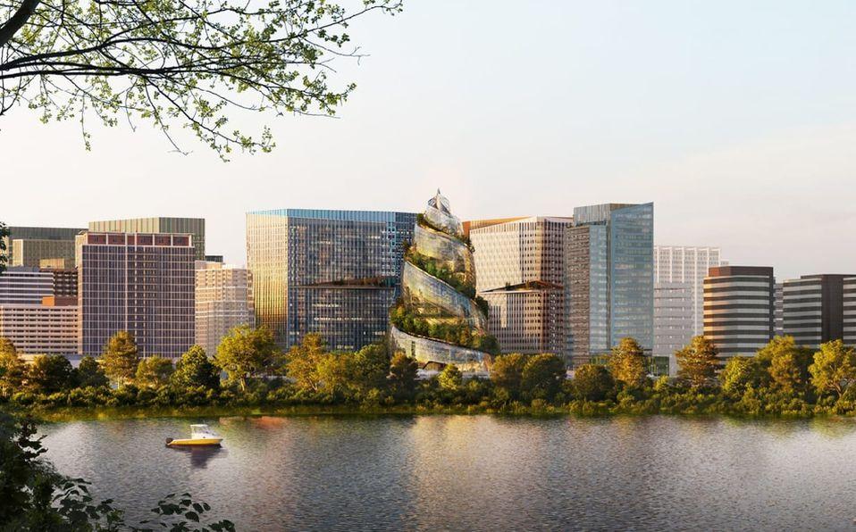 Amazon ya planea la expansión de sus nuevas oficinas en Virginia