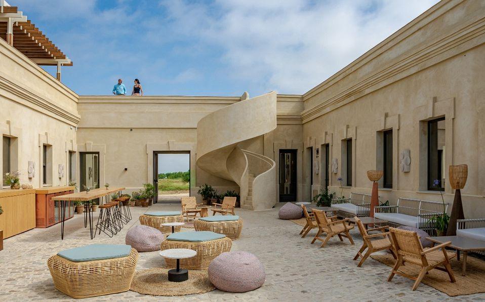 El Cuartel del Mar, el nuevo restaurante frente al mar de España