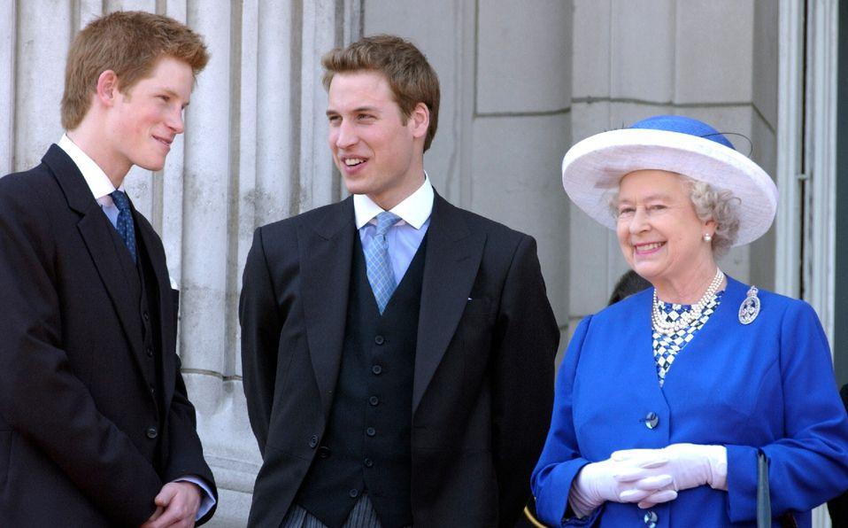 Reina Isabel y su nieto favorito: ¿Quién es y por qué es el mejor? (Foto: Getty Images)
