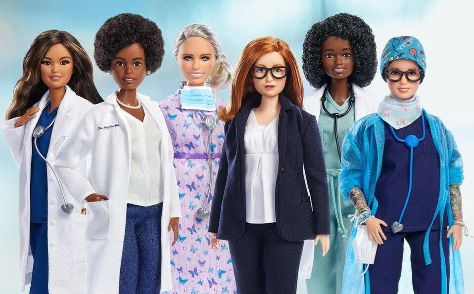 Barbie. Foto: Instagram
