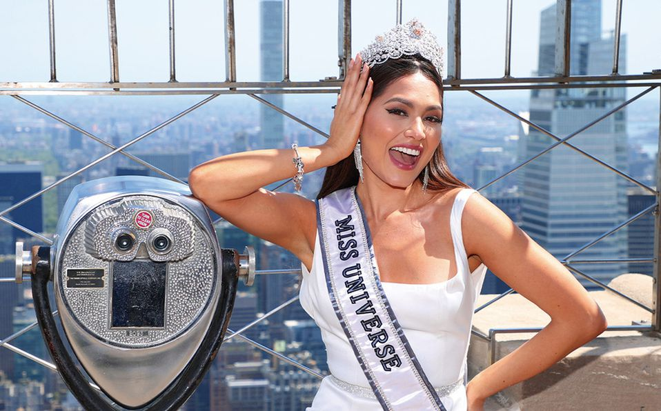 Andrea Meza ya tiene una muñeca inspirada en ella como Miss Universo