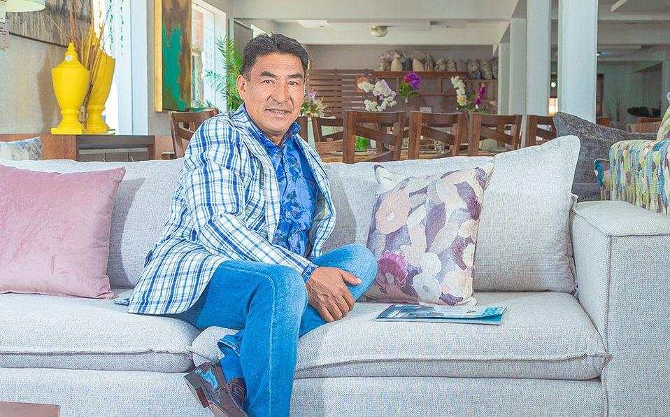 José Luis Hernández, un artista que inició desde cero