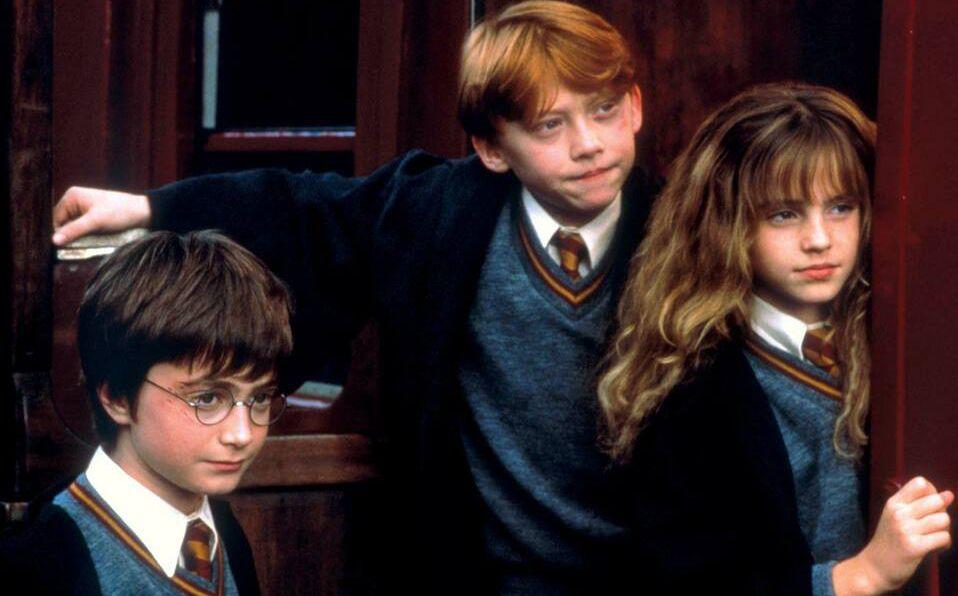 Rupert Grint y el antes y después de los actores de Harry Potter (Foto: Instagram)