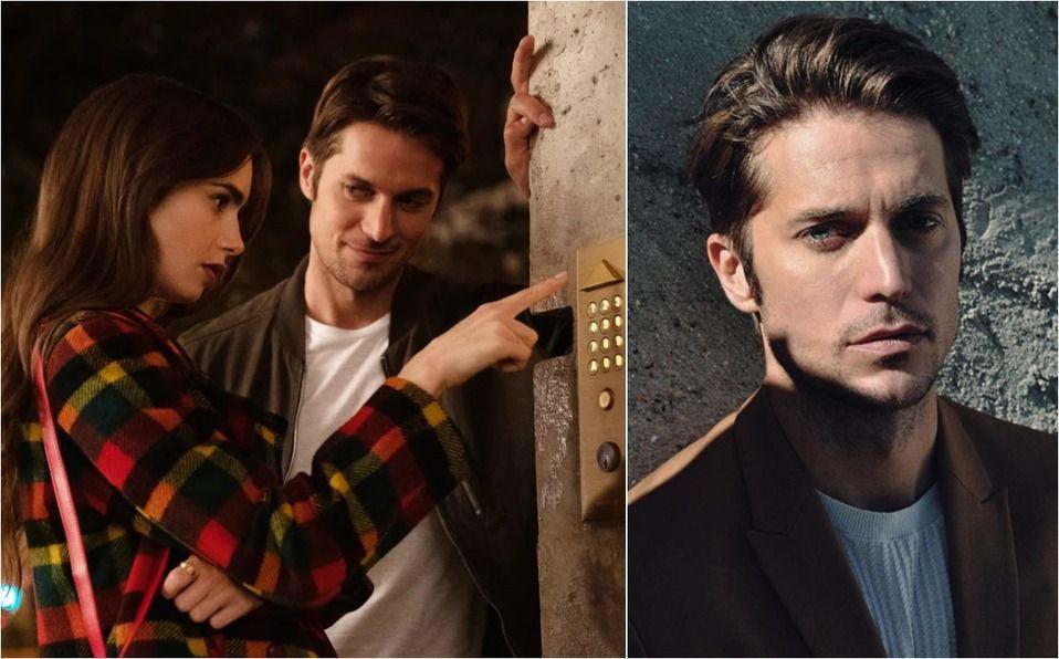 Lucas Bravo: Quién es el guapo francés de