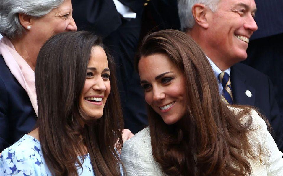 Pippa Middleton y la relación con su hermana, Kate (Foto: Instagram)