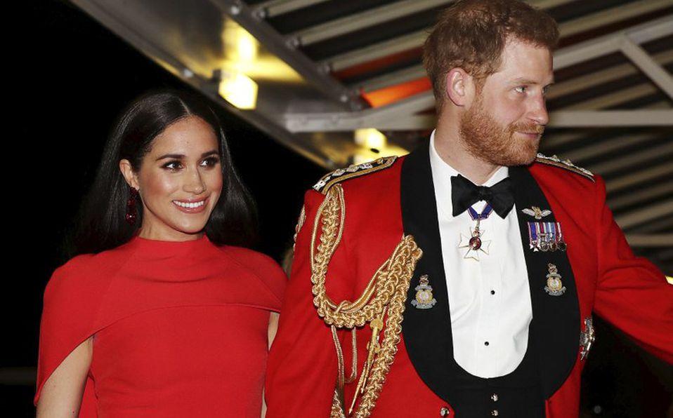 Príncipe Harry y Meghan han comenzado a pagar la deuda de Frogmore Cottage (Foto: AP)