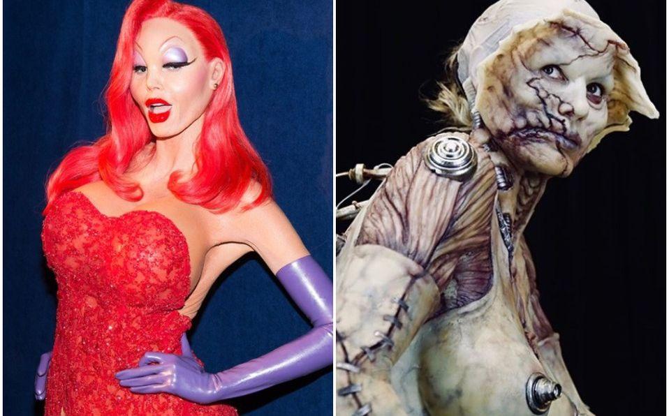 Heidi Klum: Los mejores disfraces de la Reina de Halloween (Foto: Instagram @heidiklum)