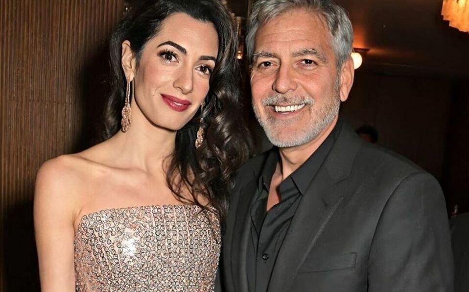 Así ha sido la vida de George y Amal Clooney desde que se conocieron en 2013/Foto: Instagram @georgeclooneynews